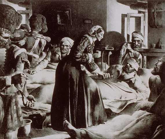 Mas de la enfermera tetona pero ahora mamando - 1 part 4